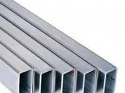 Труба алюминиевая профильная АД31 20х20х1.5