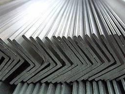 Стальной уголок 25Х25Х3 мм купить, уголок металлический цена