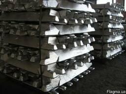 Алюминиевая чушка АК5 АК7 АК12 АК5М2 АВ87 АВ91 ГОСТ 1583-93