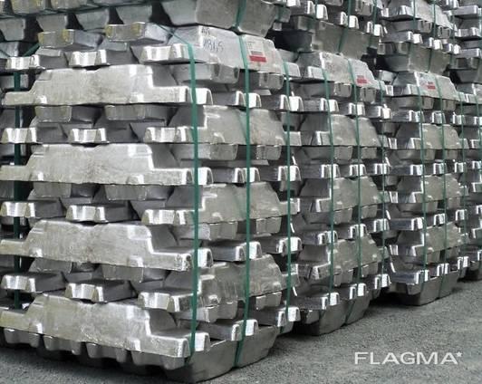 Алюминиевая чушка АК5М2