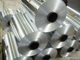 Алюминиевая фольга 0.014×150мм