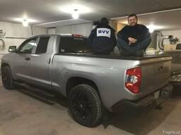 Крышка багажника кузова для пикапа Toyota Tundra пикапа
