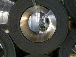 Алюминиевая лента АДН0.8х1200в рулоне, алюминиевый прокат в