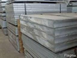Алюминиевая плита 12 (1, 52х3, 048) 7021