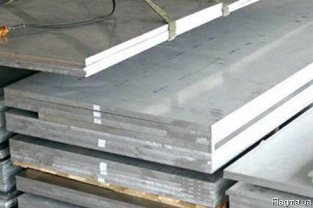 Алюминиевая плита 25мм (1,52х3,02) 2024 T351