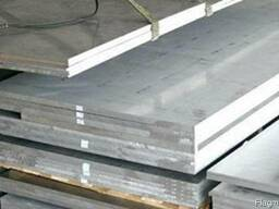 Алюминиевая плита 25мм (1, 52х3, 02) 2024 T351