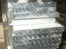 Алюминиевая полоса 200х10 мм. (шина смуга штаба). ..