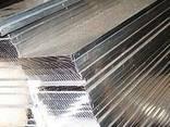 Оцинкованная полоса стальная 25 x 4 - фото 1