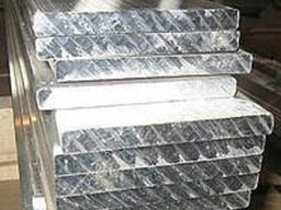 Алюминиевая полоса 120х10 мм. (шина смуга штаба). ..