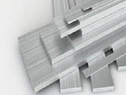 Алюминиевая шина 120x10 без покрытия