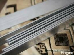 Алюминиевая полоса, алюминиевый шина, 8х60 мм АД0
