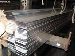 Алюминиевая полоса / шина 80x6, R3 Анод