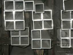 Алюминиевая профильная труба 50х50х2,0 мм купить