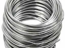 Алюминиевая проволока А (мягкая) 8, 10 мм
