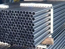 Алюминиевая труба АД31Т5, АД0, диаметры от 6х1мм до ф155х8мм