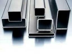 Алюминиевая труба квадратная 25х25х1, 5 АД31 Т5 купить цена