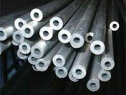 Трубу алюминиевую АМГ2М ф62х5 купить Киев