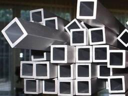 Алюминиевая труба квадратная 35х35х2 АД31Т5