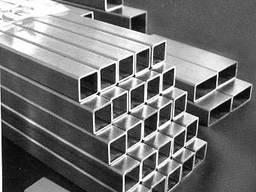 Алюминиевая труба квадратная 40x40x3, 5мм