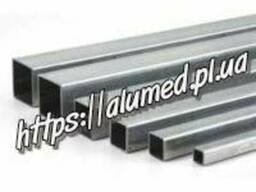 Алюминиевая труба квадратная Д16