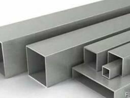 Алюминиевая труба профиль