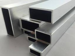 Алюминиевая труба профильная 200x100x4 мм