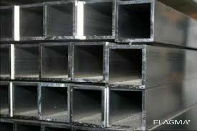 Алюминиевая труба прямоугольная 200х100х2 - АН