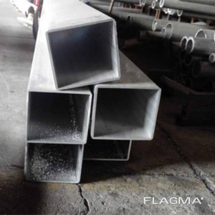 Труба профильная алюминиевая 15х15-100х20 АД31