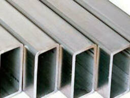 Алюминиевая труба прямоугольная 200х100х4, 0 АД31