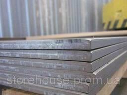 Алюминиеваяплита 14х1200х3000мм Д16