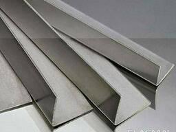 Алюмінієвий кутник різносторонній 100х20х2. 5 анод доставка