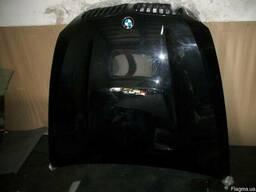 Алюминиевый капот с решеткой радиатора для BMW X6 E71