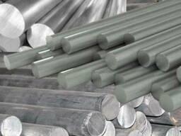 Пруток алюминиевый ф32 мм, 2024 (Д16Т) длина 3м