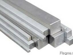 Алюминиевый квадрат 10х10, опт и розница