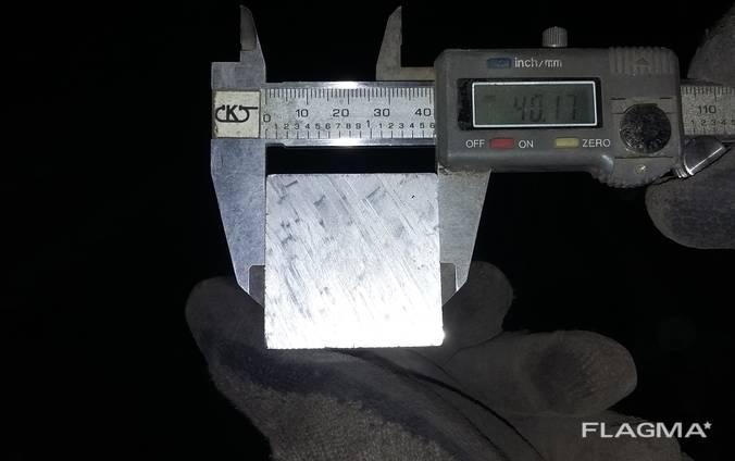 Алюминиевый квадрат Д16Т 40х40 мм
