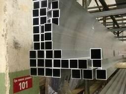 Алюминиевый квадрат по ГОСТ 2591-88