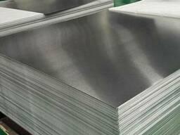 Лист алюминиевый 2024 1х1500х4000мм