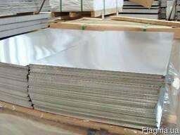 Алюминиевый лист 2х1000х2000 АД0(1050)