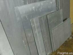 Алюминиевый лист 18х150х290 Д16 дюралюминий в листах