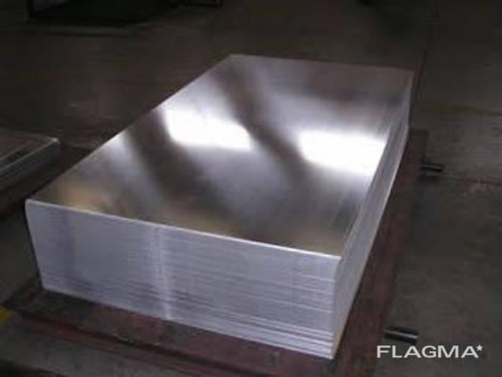 Плита алюминиевая Д16Т (2024 Т351) 40х1520х3020мм