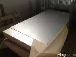 Нержавеющий лист AISI 304 1, 2х1000х2000мм. матовый