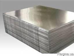 Алюминиевый лист гладкий 20x1000x2000 Д16 ГОСТ купить цена