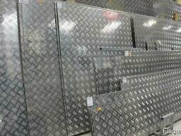 Алюминиевый лист рифлений, алюминий купить, цена, АД0, АМГ5