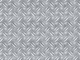 """Рифленый алюминиевый лист """"дуэт"""" 3003, 3005 АМЦ"""