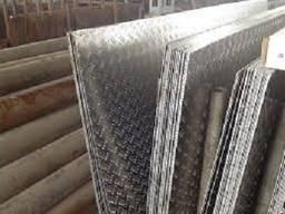 Алюминиевый лист рифленый «Квинтет»1,5х1500х4000мм;2;3;4мм - фото 3