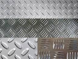 Алюминиевый лист рифленый «Квинтет»1,5х1500х4000мм;2;3;4мм - фото 4