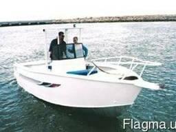 Алюминиевый морской катер 6, 5м