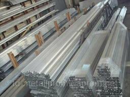 Алюминиевый швеллер 20х20х1, 5мм АД31 Т5 анодований