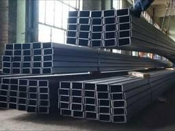 Ш-образный алюминиевый профиль ПАС-1492 15х10х2 / AS