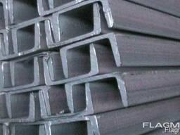 Алюминиевый профиль швеллер 55х23х2, 5 БПО-386; 90х30х3; 100